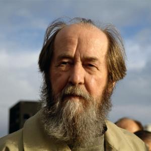 Фото Александра Солженицына