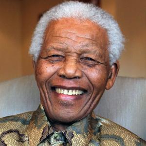 Нельсон Мандела фото